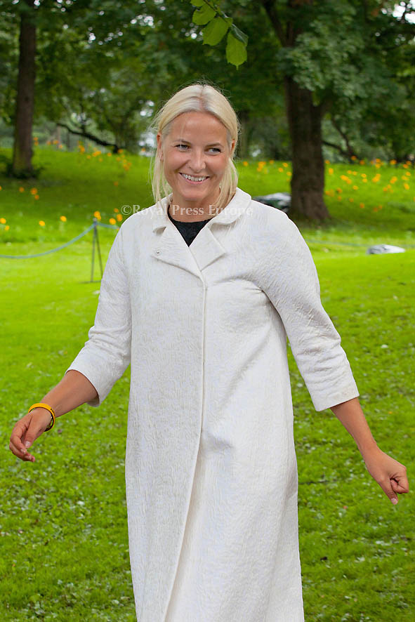 Crown Princess Mette-Marit Celebrates 40th Birthday