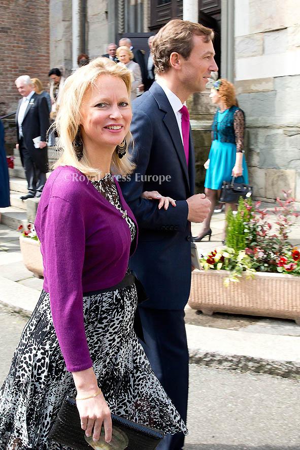 Princess Cecilia Johanna Maria Beatrix De Bourbon Parme