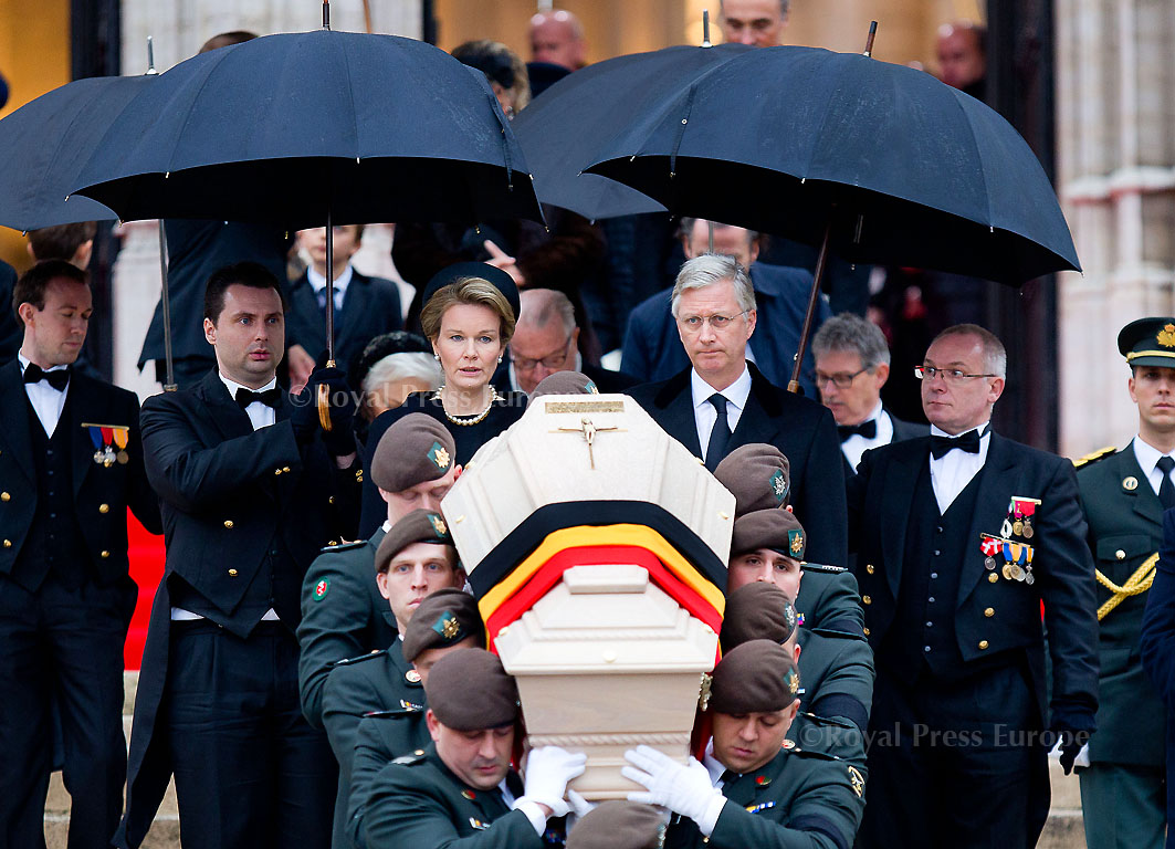 Funeral of Her Majesty Queen Fabiola