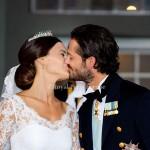 Carl Philip & Sofia Hellqvist Wedding
