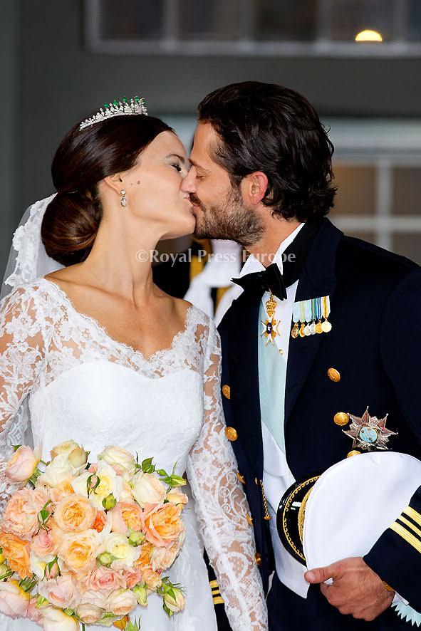Carl Philip & Sofia Hellqvist Wedding