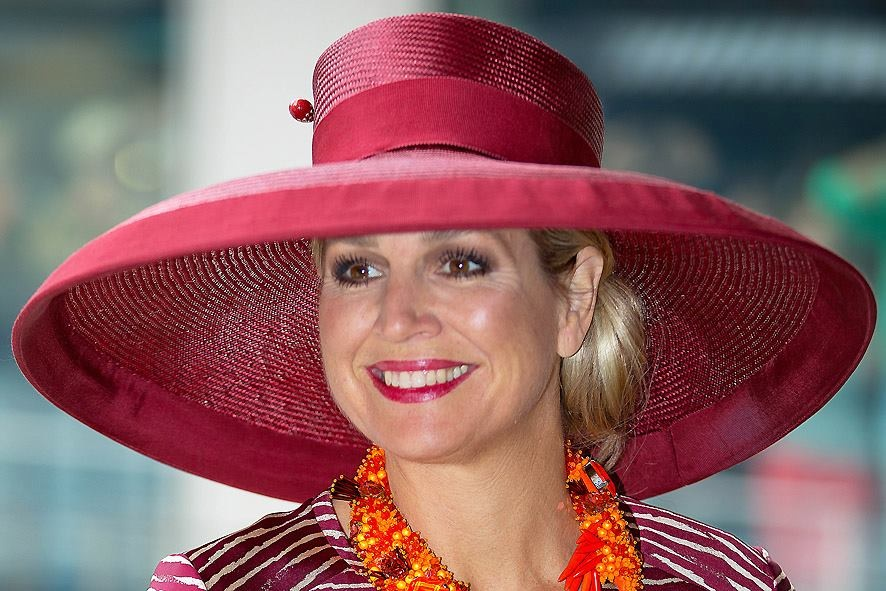 Queen Maxima Opens Design Derby Netherlands