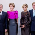 Belgian and Dutch Monarchs Attend Concert to Mark New EU Presidency