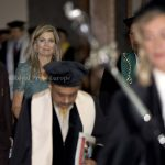 Queen Maxima in Amsterdam
