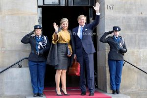 King Willem-Alexander, Queen Maxima of the Netherlands