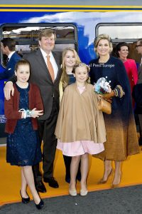 King Willem Alexander and Queen Maxima and family3
