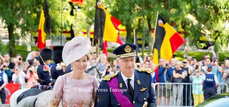 National Holiday Belgium 2017