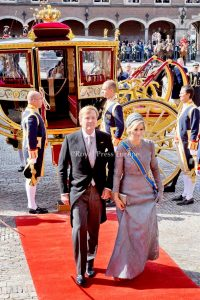 Leaving the Carriage