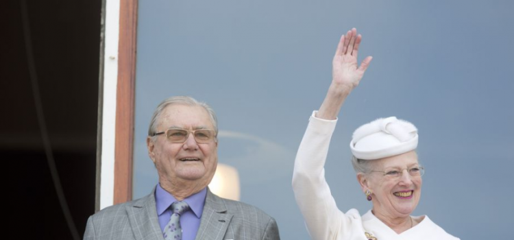 Prince Henrik, the Man Who Wanted to Be Denmark's King, Has Died 13 February 2018