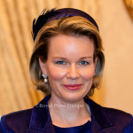 Queen Mathilde of Belgium 02-12-2013 LUXEMBURG – LUXEMBURG - Belgium King Philippe and Queen Mathilde for a introduction visit in Luxemburg. Photo: RPE-Albert Nieboer / NETHERLANDS OUT