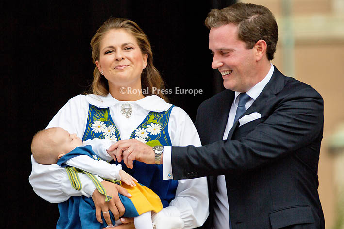 Swedish Royal Family Celebrates National Day of Sweden