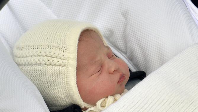 New British Princess, New Name, Much History