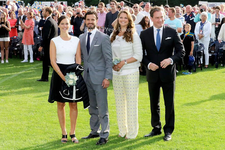 Princess Victoria's 38th Birthday Celebrations