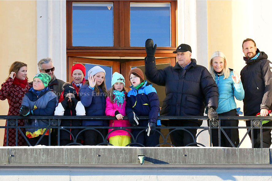 King Harald and Queen Sonja's Silver Jubilee