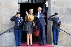 King Willem-Alexander, Queen Maxima of the Netherlands
