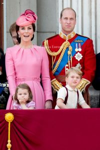 Queen Elizabeth Family