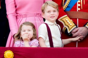 Queen Elizabeths Great Grand Children
